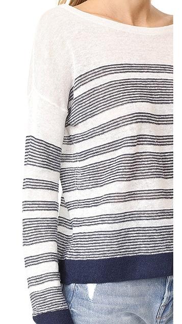 Splendid Nevis Stripe Sweater