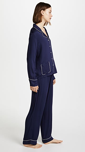 Splendid 梭织布睡衣套装