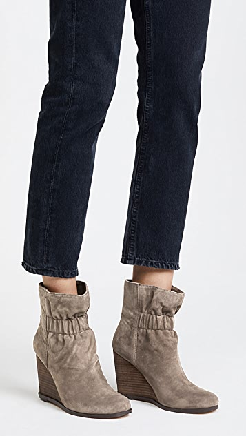 Splendid Rebecca Wedge Booties; Splendid Rebecca Wedge Booties ...