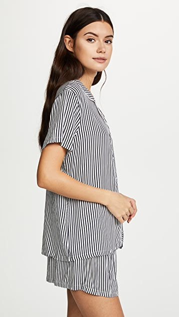 Splendid Always Stripe PJ Set