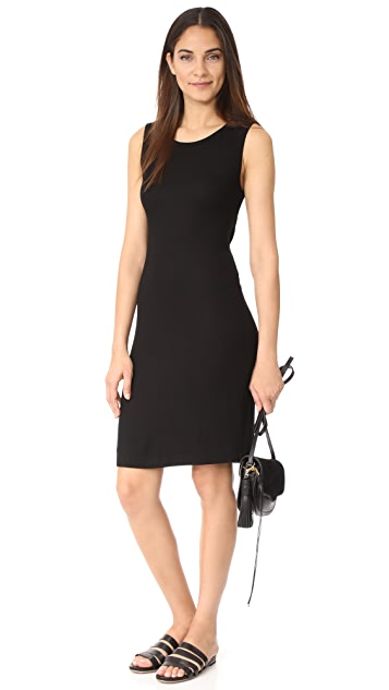 Splendid Ribbed Dress