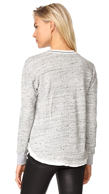 Splendid Ria Active Sweatshirt