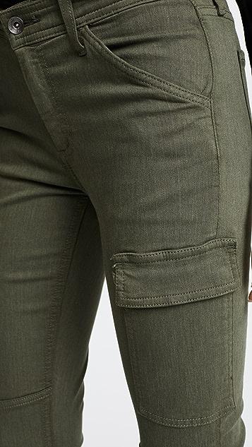 Splendid Skinny Cargo Pants