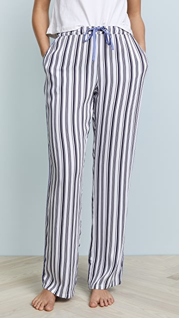 Splendid Calming Stripe PJ Pants