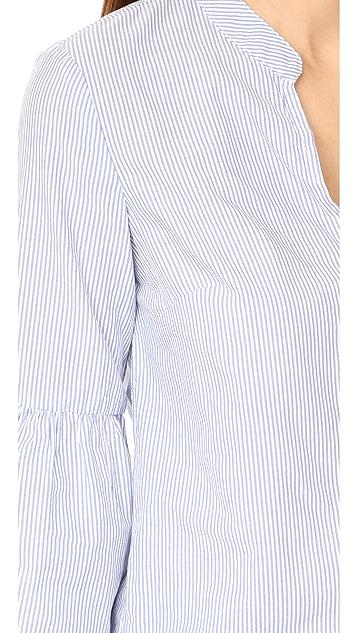 Splendid Striped Blouse