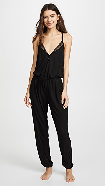 Splendid Always Sleep Jumpsuit