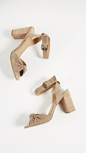 Splendid Bea Block Heel Sandals