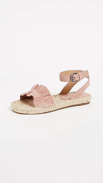 Splendid Becca Ankle Strap Espadrilles