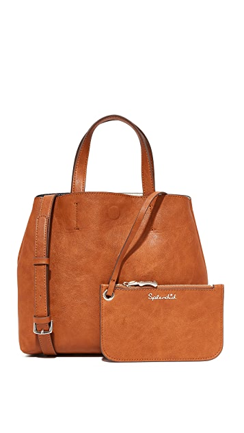 Splendid Reversible Mini Tote