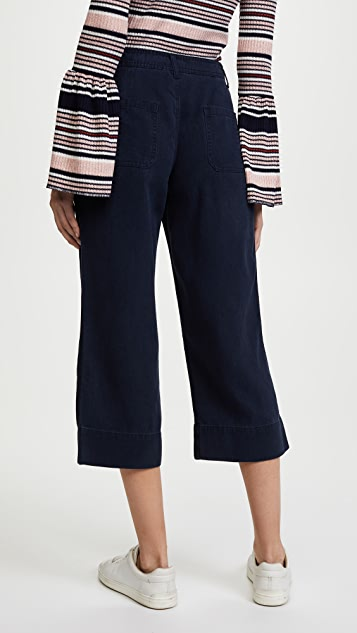 Splendid Twill Pants