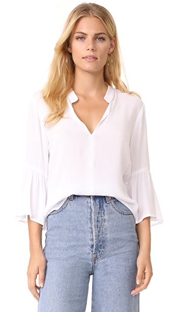 Splendid Crepe Blouse