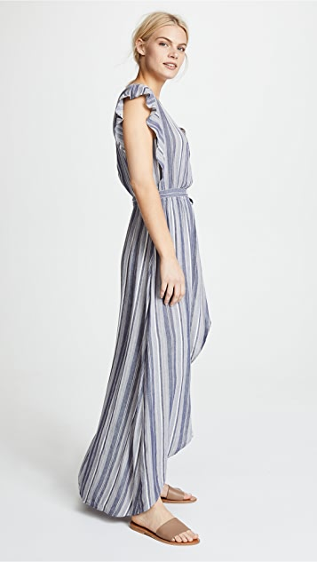 b2848c6f2d01 ... Splendid Chambray Striped Dress ...