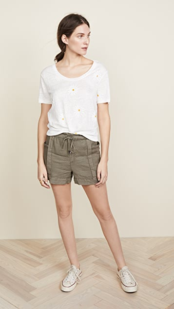 Splendid Arabesque Shorts