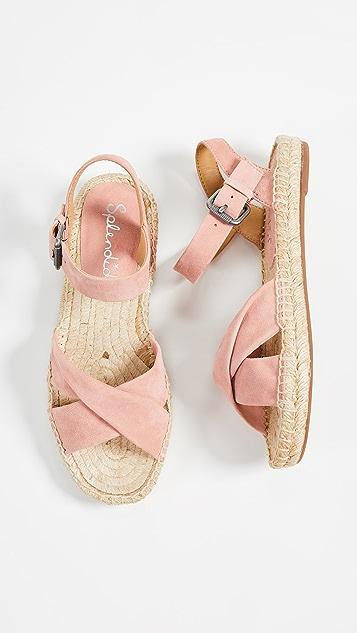 Splendid Fae Espadrille Sandals