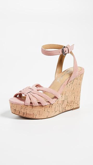 Splendid Fallon Wedge Sandals