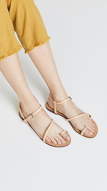 Splendid Flower Sandals