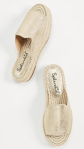 Splendid Franci Espadrille Slides