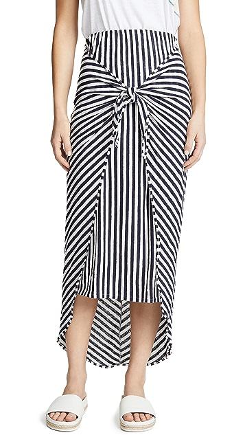 Splendid x Margherita Isola Sarong Skirt