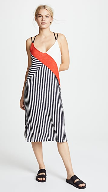 Splendid x Margherita Positano Slip Dress