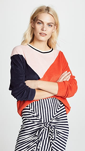 Splendid x Margherita Sportivo Sweatshirt