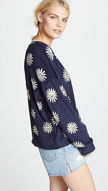 Splendid x Margherita Missoni Fiore Sweatshirt