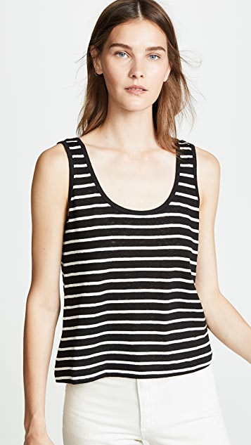Splendid Striped Tank Top