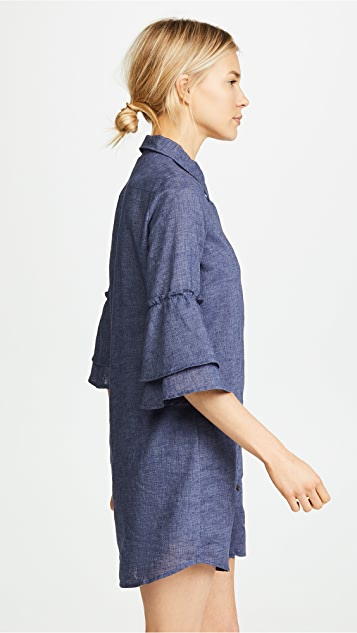 Splendid Chambray Dress