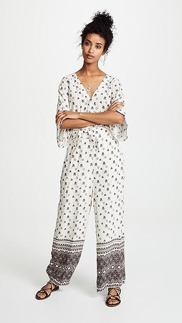 Splendid Desert Batik Jumpsuit