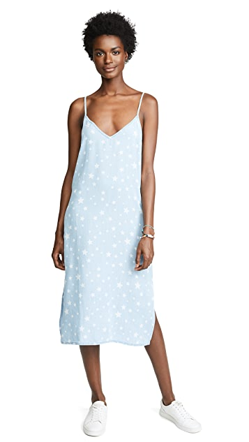 Splendid Americana Slip Dress