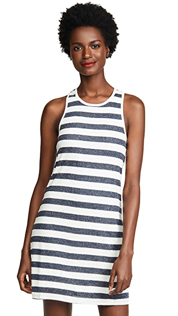 Splendid Todos Sandos Knit Stripe Dress