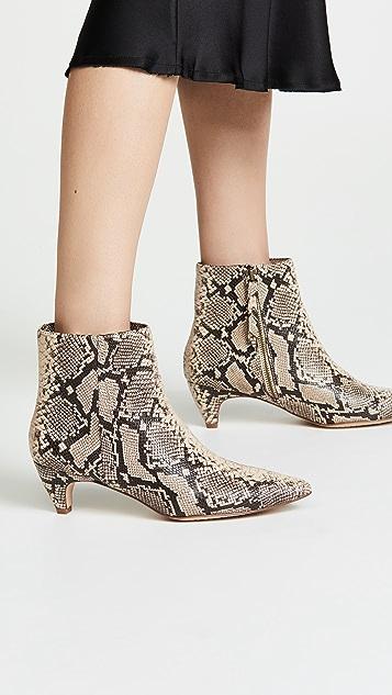 Splendid Nettie Kitten Heel Booties