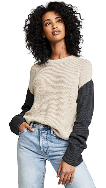 Splendid Calico Sweater