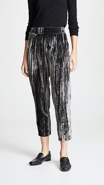 595b49f33fe2 Splendid Moonstone Velvet Pants | SHOPBOP