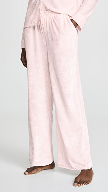Splendid Crushed Velvet PJ Set