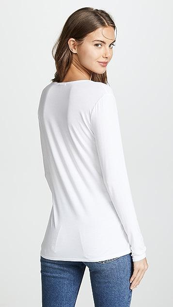 Splendid Madison 长袖 T 恤