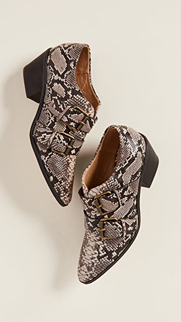 Splendid Carla Point Toe Booties