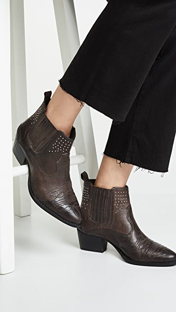 Splendid Clooney Point Toe Booties