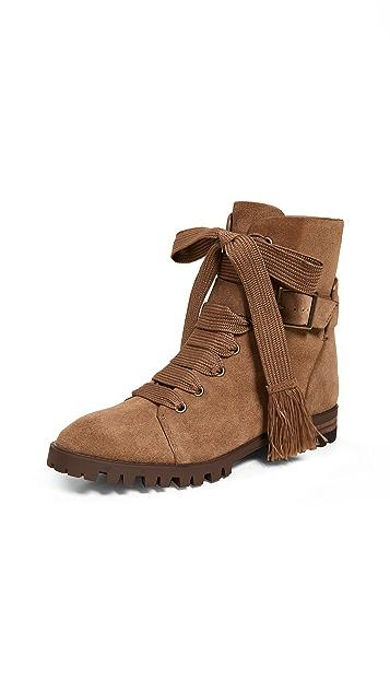 Splendid Celine Combat Boots