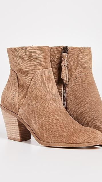 Splendid Cherie Block Heel Booties