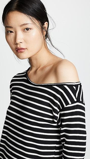 Splendid Super Soft Neptune Stripe Dress