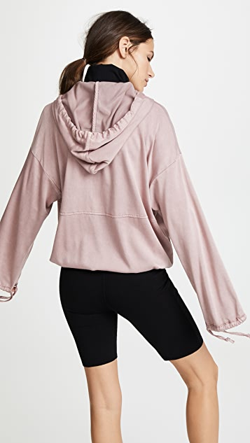 Splendid Dune Sateen Pullover