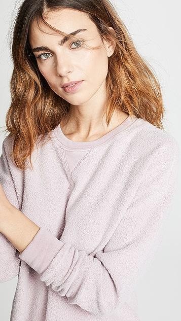 Splendid Plush Active Sweatshirt