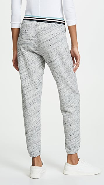Splendid Taffy Striped Sweats
