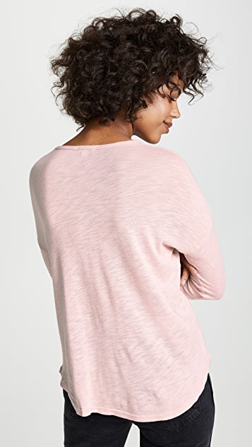 Splendid Zander Long Sleeve Tee