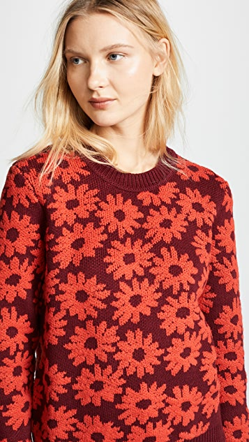 Splendid x Margherita Margherita Sweater