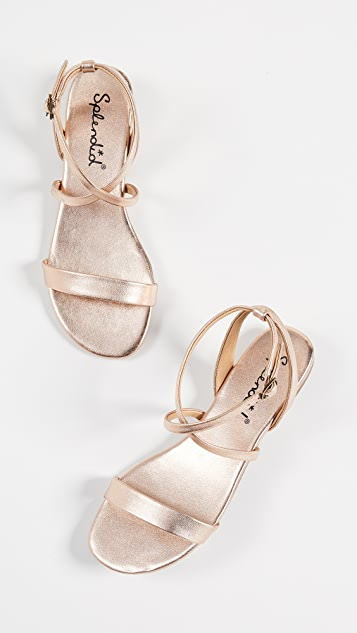 Splendid Susannah Strappy Sandals