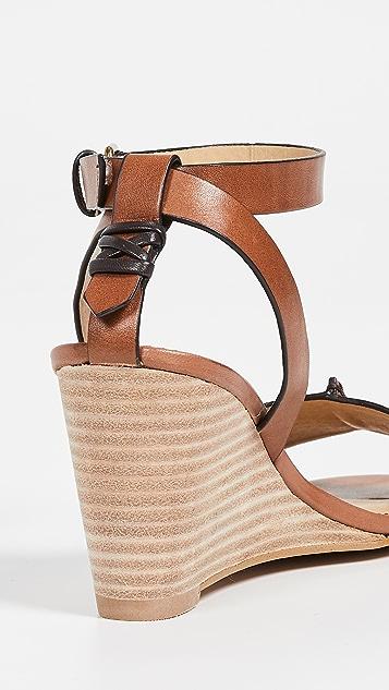 Splendid Tadeo 坡跟凉鞋