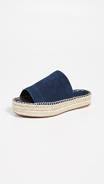 Splendid Shoes Thaddeus Flat Espadrilles