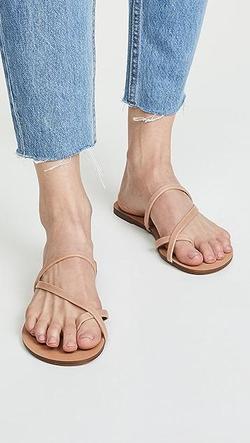 Splendid Trenton Toe Ring Slides