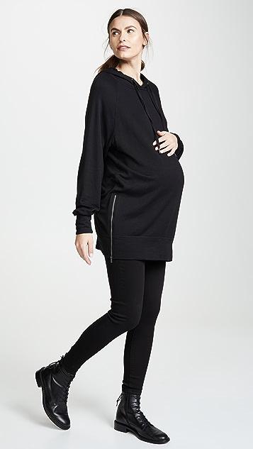 Splendid Толстовка с капюшоном для беременных